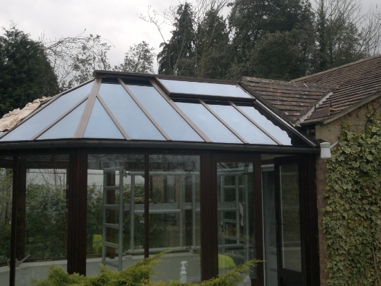 Amdega Conservatory refurbishment